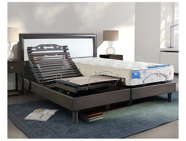 Tête de lit bois massif tendance