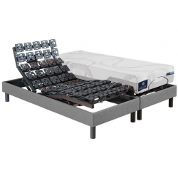 Ensemble relaxation tapissier 4 moteurs PLENITUDE + KINEO