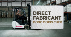 Maliterie : direct fabricant, donc moins cher