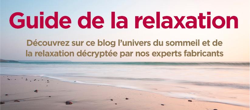 Guide de la relaxation