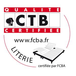 certification CTB pour lit électrique