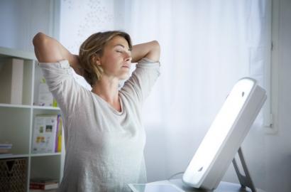 La luminothérapie pour vous aider à mieux dormir